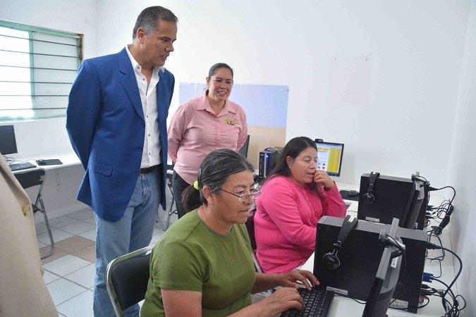 ¡Visitó Antonio Arámbula Casas de la Ciencia en Jesús María!
