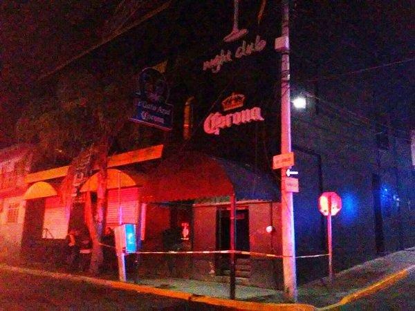 ¡Empresario michoacano baleó a 3 clientes en un bar en Aguascalientes!