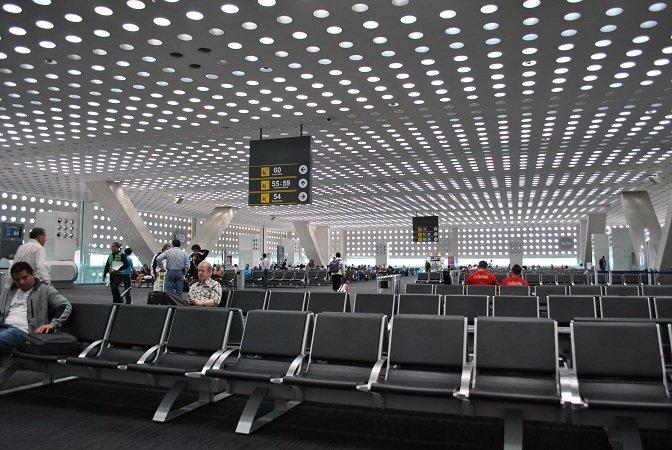 ¡Detienen en el Aeropuerto de la Cd. de México a sujeto que transportaba droga en el estómago!