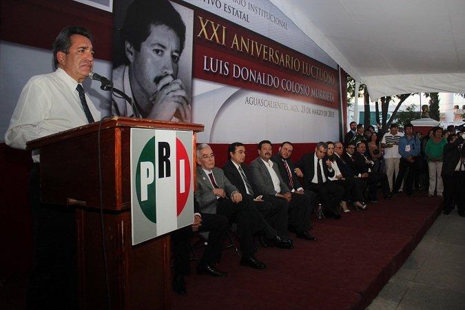 ¡Reclama Carlos Lozano a delegados federales su nulo compromiso con el PRI!