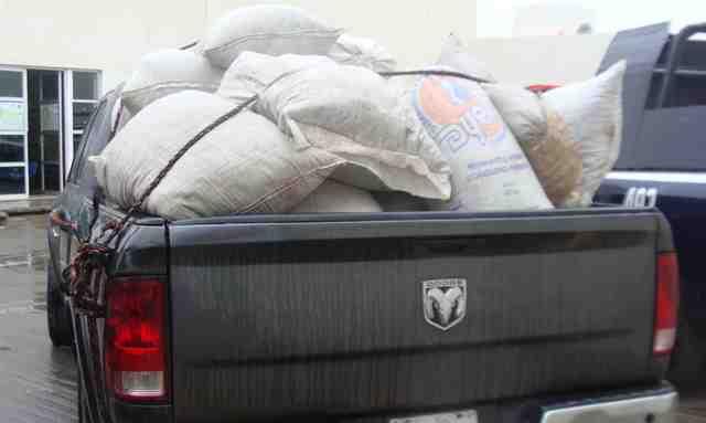 ¡La PEP aseguró 400 kilos de marihuana en Jalpa, Zacatecas!