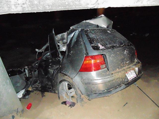 ¡Ya son 4 los muertos del espantoso accidente en Aguascalientes!
