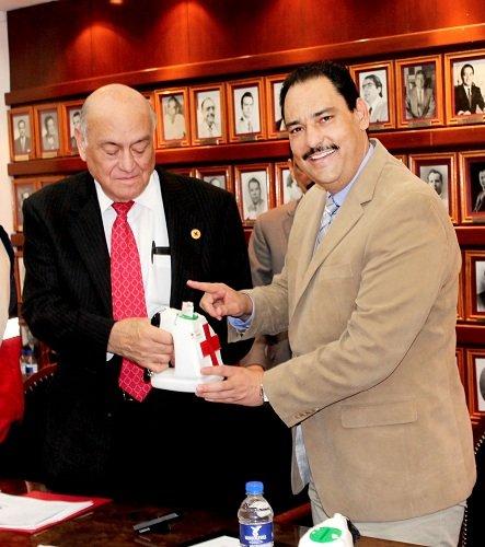 Se sumó el MunicipioAgs a la colecta anual de la Cruz Roja