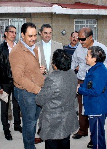 Invierte MunicipioAgs 50 millones de pesos para apoyos de cuartos adicionales de vivienda