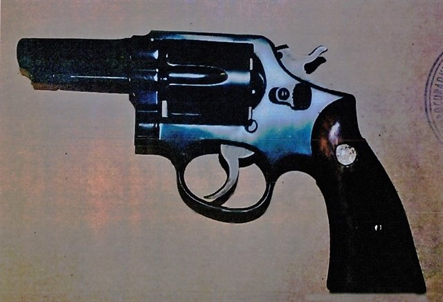 """¡Atraparon a """"El Pechugas"""" con un arma de fuego en Aguascalientes!"""