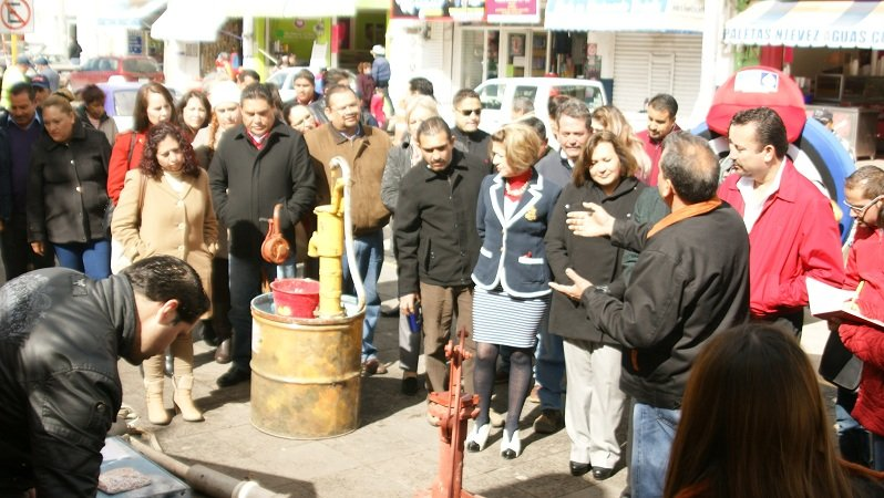 Conmemoró el Ayuntamiento de Calera el Día Mundial del Agua