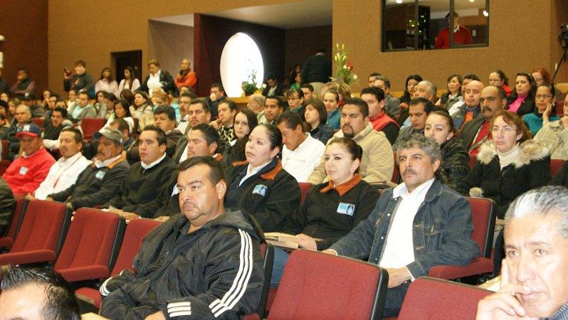 Participa el municipio de Calera en ciclo de conferencias sobre el Día Mundial del Agua