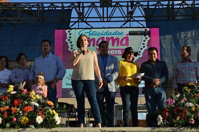 ¡Conmemoró el Ayuntamiento de Calvillo el Día de las Madres!