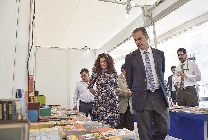 Organiza el Ayto. de Jesús María la 2a Feria del Libro