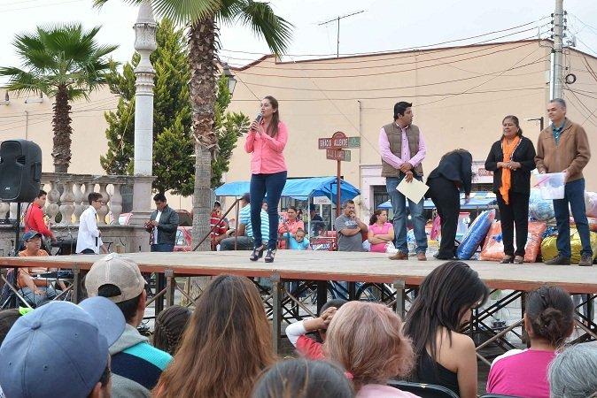 Conmemoró el Ayuntamiento de Jesús María el Día Internacional de la Mujer