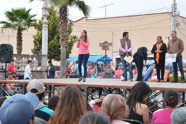 ¡Celebró el Municipio de Jesús María el Día Internacional de la Mujer!