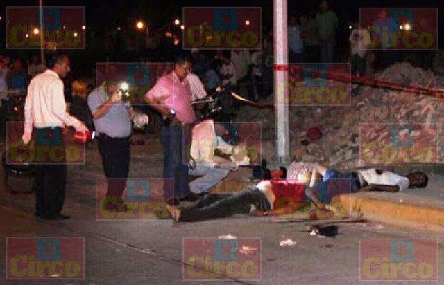 ¡10 muertos tras sangriento enfrentamiento en Ocotlán, Jalisco!