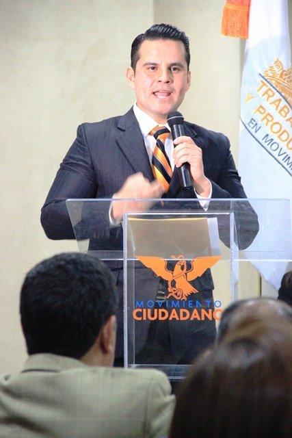 ¡México logrará transformarse en el trabajo honesto y comprometido de sus ciudadanos: Vicente Pérez Almanza!