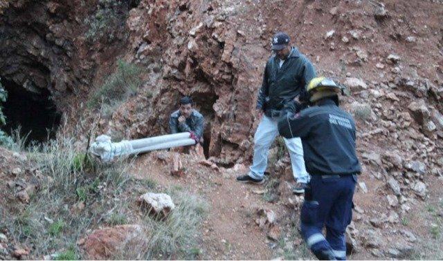 ¡Gambusino murió tras caer en un tiro de mina en Zacatecas!