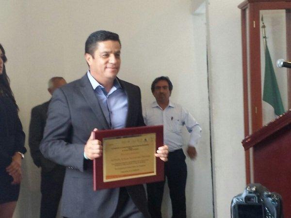 ¡Concluye el periodo de Arturo Fernández al frente de la FEDESSSP!