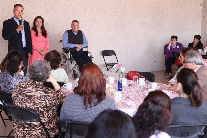 Celebró el DIF municipal de Jesús María el primer aniversario de su Voluntariado