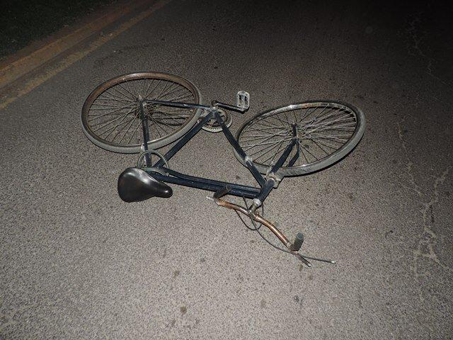 ¡Agoniza ciclista embestido por un auto en Aguascalientes!