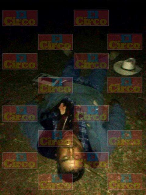 ¡Sujeto asesinó a su tío de 5 balazos por una herencia en Sombrerete, Zacatecas!