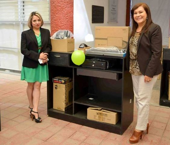 ¡Margarita Gallegos hizo la primera entrega de apoyos a microempresarios francorromenses!