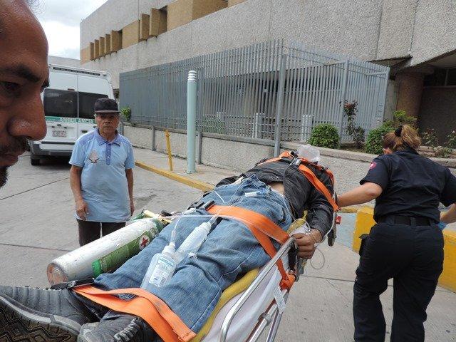 """¡Asesinato consumado: murió el albañil baleado por """"El Keko"""" en Calvillito!"""