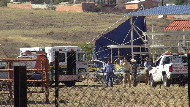 ¡Ganadero murió electrocutado en una charreada en Aguascalientes!