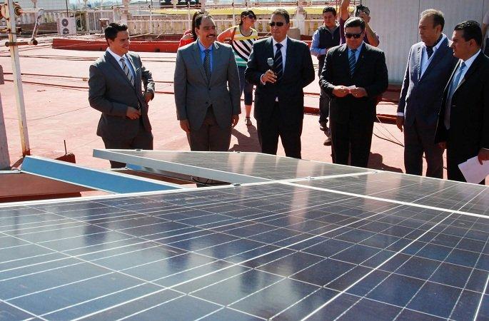 Realizó el MunicipioAgs la instalación de paneles solares en edificios municipales