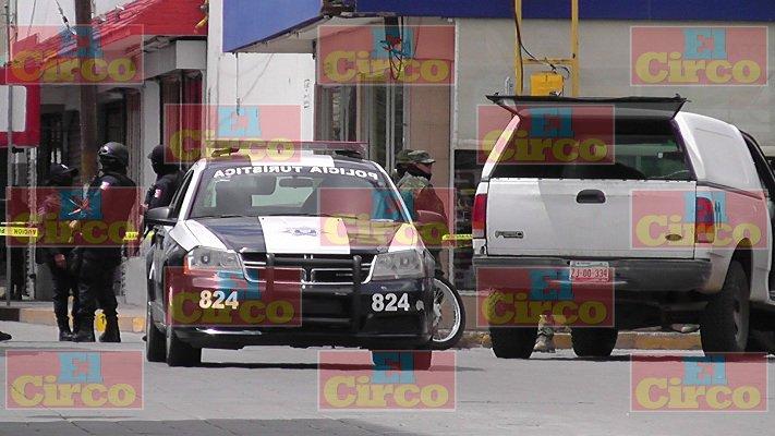 ¡Ni la presencia de Miguel Alonso Reyes espanta a la delincuencia en Fresnillo; Comando armado mata a balazos a paramédico!