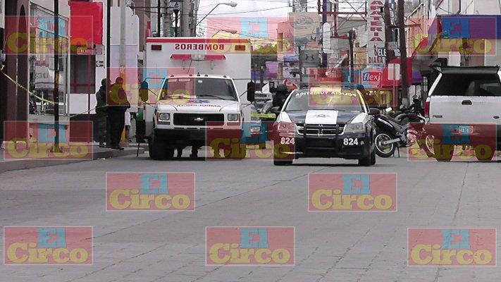 ¡FOTOGALERÍA/ Ni la presencia de Miguel Alonso Reyes espanta a la delincuencia en Fresnillo; Comando armado mata a balazos a paramédico!