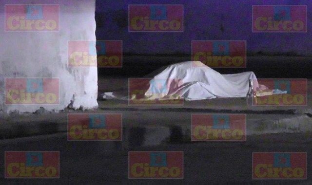 """¡Comerciante murió atropellado por auto """"fantasma"""" en Fresnillo!"""