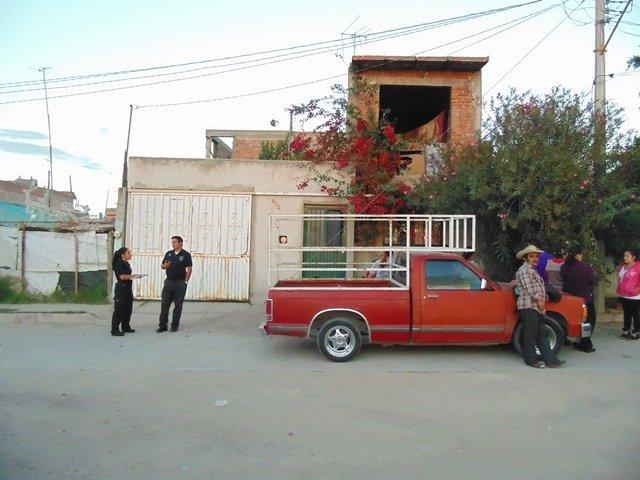 ¡Suicidio 25 en Aguascalientes: mujer esquizofrénica se ahorcó en su casa!