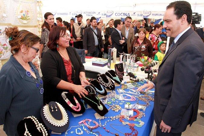 Se realizó la Primer Expo Salones de Usos Múltiples del MunicipioAgs