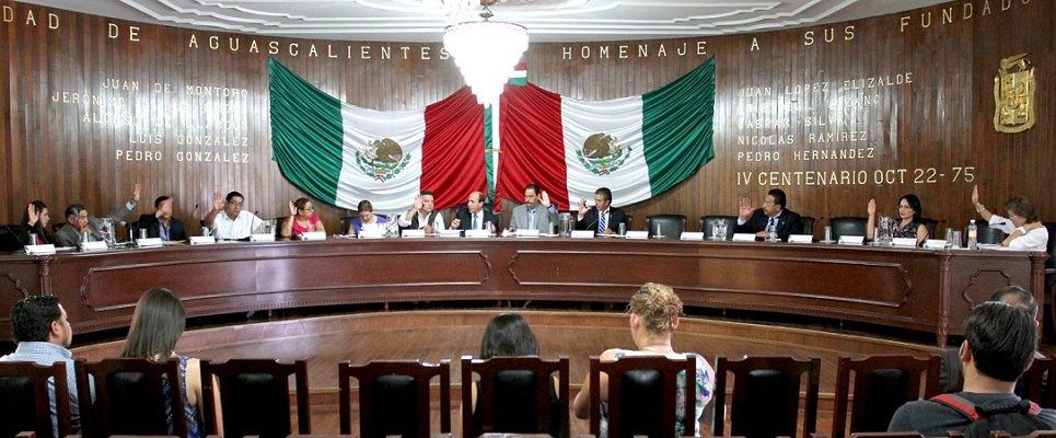 Aprobó el cabildo de Aguascalientes la Coordinación Municipal de Planeación (COMUPLA)