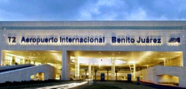 ¡Detienen a 3 sujetos que escondían 3 mdp en su cuerpo al arribar al aeropuerto del D.F.!