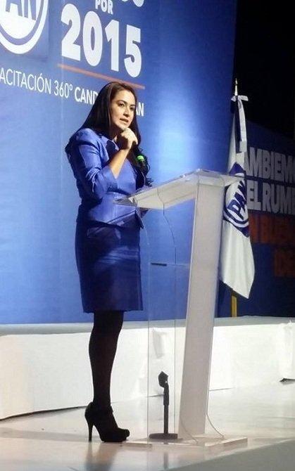 ¡El PAN es la única alternativa en el próximo proceso electoral: Tere Jiménez!