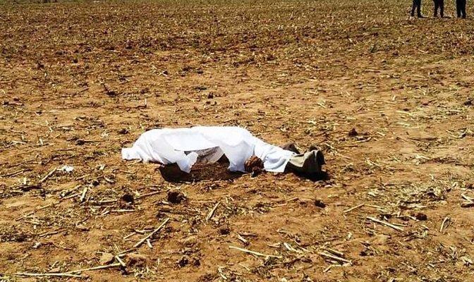 ¡Muere sujeto cornado por un toro en rancho de Fresnillo!