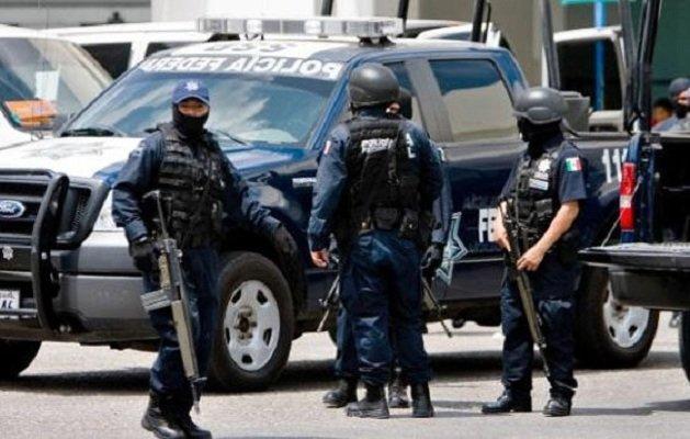 ¡Detienen a 14 policías federales por secuestradores y extorsionadores en Tamaulipas!