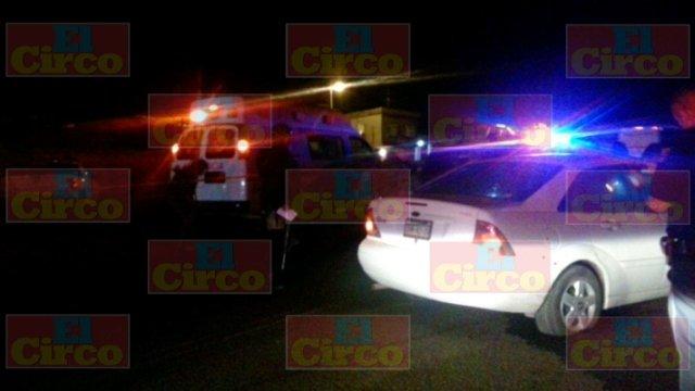 ¡Asesinaron a balazos a un automovilista en Fresnillo!