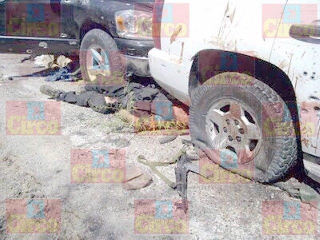 ¡Sangrienta emboscada en Jalisco: asesinaron a 15 policías de la Fiscalía General!