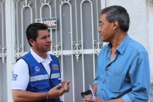 ¡Más salarios y menos impuestos propone Jorge López!