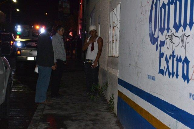 ¡Hirieron a un joven de un rozón de bala en la cabeza tras una riña en Aguascalientes!