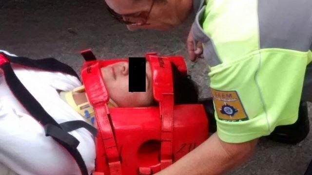 ¡Racha de accidentes dejó 8 lesionados en Aguascalientes!