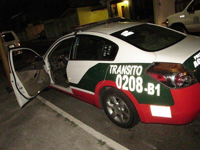 ¡Artera agresión a un comandante de la Policía Vial en Aguascalientes!
