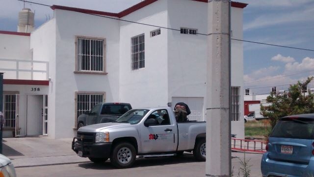 ¡Mujer fue asaltada en su domicilio por un pistolero en Aguascalientes!