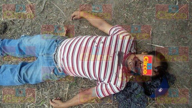 ¡Ejecutaron a un desconocido de un balazo en la cabeza en Lagos de Moreno!