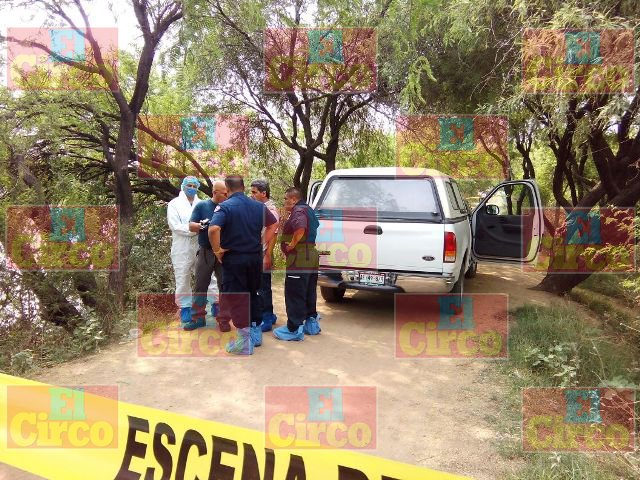 ¡FOTOGALERÍA/ Drogadictos asesinan a una ancianita y la tiran a un bordo en Ags.!