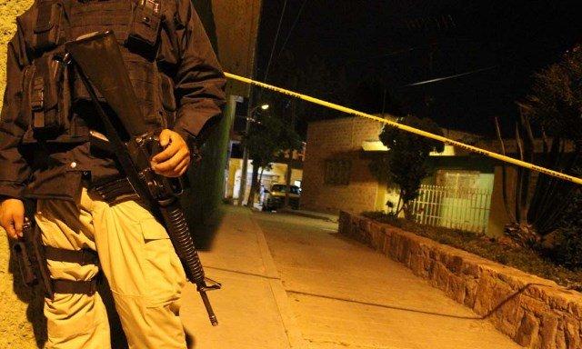 ¡Ejecutaron de 3 balazos por la espalda a un hombre en Guadalupe!