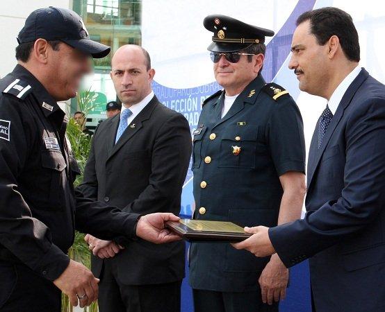 ¡Reconoce el MunicipioAgs a policías que liberaron a mujer secuestrada!