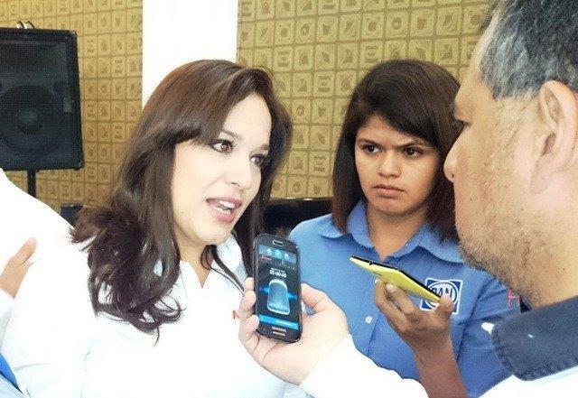 """¡Candidata del PAN a diputada federal en Aguascalientes es una ignorante y desconoce estatutos de """"su partido""""!"""