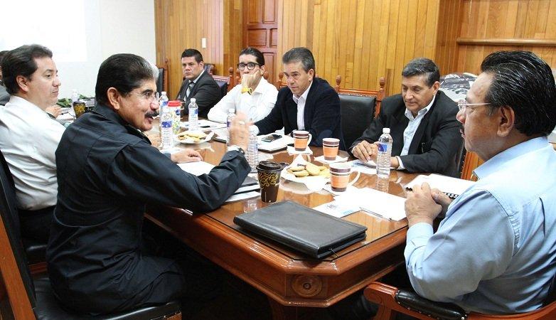 ¡Presentan Plan Operativo de Actividades de la FNSM a Comisión de Seguridad Pública!