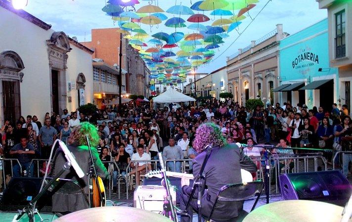 ¡Ofrece el IMAC gran variedad de eventos culturales en el Corredor Carranza!